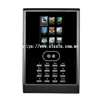 KF100. ZKTeco Face Time Attendance Terminal