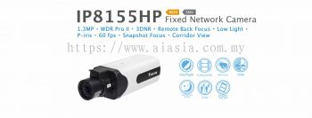 IP8155HP. Vivotek Fixed Network Camera