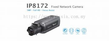 IP8172. Vivotek Fixed Network Camera