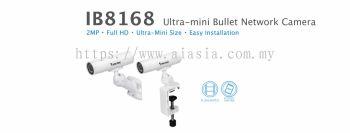 IB8168. Vivotek Ultra-Mini Bullet Network Camera