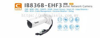 IB836B-EHF3. Vivotek Bullet Network Camera