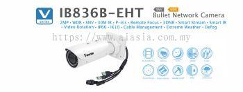 IB836B-EHT. Vivotek Bullet Network Camera