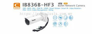 IB836B-HF3. Vivotek Bullet Network Camera