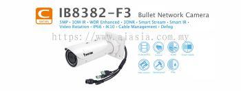 IB8382-F3. Vivotek Bullet Camera