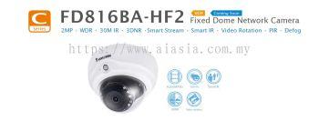 FD816BA-H. Vivotek Fixed Dome Network Camera
