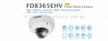 FD8365EHV. Vivotek Fixed Dome Camera