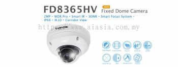 FD8365HV. Vivotek Fixed Dome Camera
