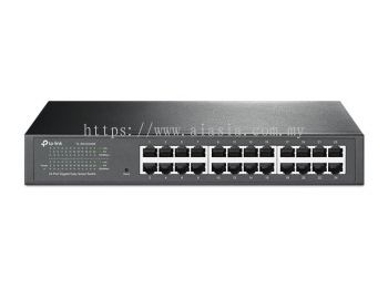 TL-SG1024DE. TPlink 24-Port Gigabit Easy Smart Switch