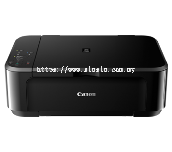 PIXMA MG3670 Canon Wireless Photo All-In-One with Auto Duplex Printing