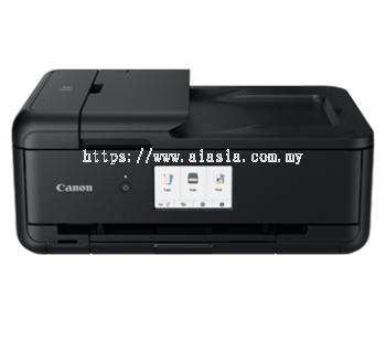 PIXMA TS9570 Canon A3 Wireless Photo Printer with Large 4.3�� Touch-Screen and Auto Document Feeder