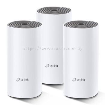 Deco E4(3-Pack). TPlink AC1200 Whole Home Mesh Wi-Fi System