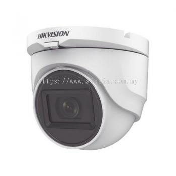DS-2CE76H0T-ITMFS. Hikvision 5MP Audio Fixed Turret Camera