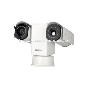 TPC-PT8620M-TB. Dahua Thermal Network Mobile Hybrid Pan & Tilt Camera