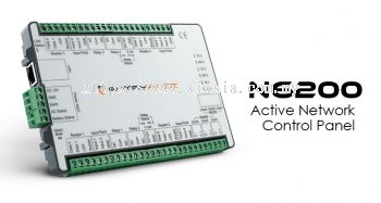 N6200. Entrypass Active Network Control Panel