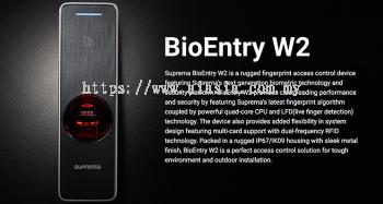 BioEntry W2. Entrypass Suprema Fingerprint Access Control
