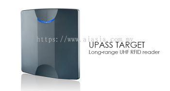 UPASS TARGET. Entrypass Long-Range UHF RFID Reader