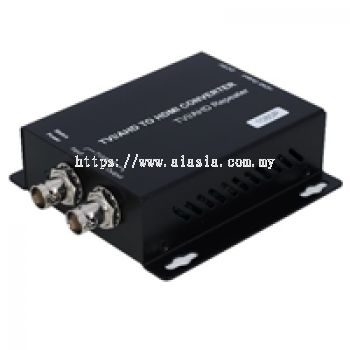 TVH1. Convert AHD/TVI to HDMI with Loopout