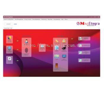 MagEtegra ME-ACS �C Access Control with CCTV