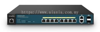 EWS5912FP. Engenius 8-Port Gigabit PoE+ L2 Wireless Management Switch with 2 Gigabit Uplink/SFP