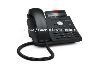 D315. Snom Desk Telephone (Gigabit switch and USB support)