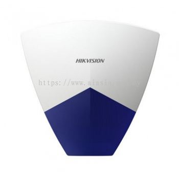 DS-PSG-WO-433. Hikvision Wireless External Siren. #AIASIA Connect