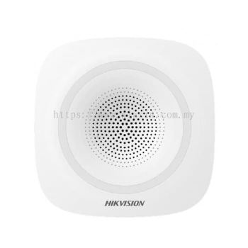 DS-PSG-WI-433. Hikvision Wireless Internal Siren. #AIASIA Connect