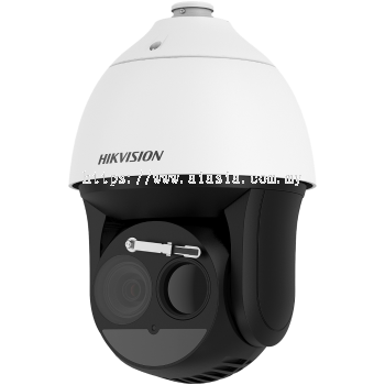 DS-2TD4136T-25. Hikvision Thermographic Thermal & Optical Bi-spectrum Network Speed Dome