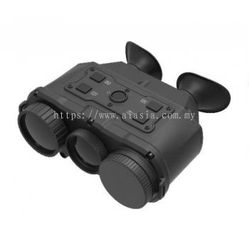 DS-2TS16-50VI/W. Hikvision Handheld Thermal Binocular Camera. #AIASIA Connect