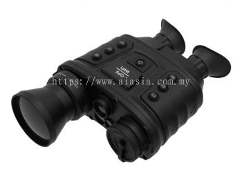 DS-2TS36-100VI/WL. Hikvision Handheld Thermal Multi-function Binocular Camera. #AIASIA Connect