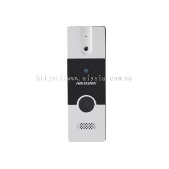 DS-KB2411-IM. Hikvision Analog Four Wire Door Station. #AIASIA Connect