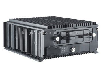 DS-MP7608. Hikvision 8-ch 1080p, H.265, 2 x HDD/SSD Mobile DVR. #AIASIA Connect