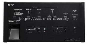 TS-D1000-MU. TOA Master Control Unit. #AIASIA Connect