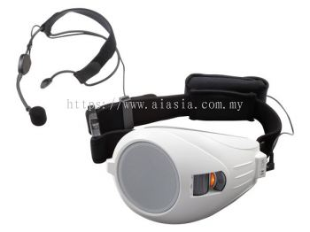 ER-1000A-WH. TOA Personal PA System. #AIASIA Connect