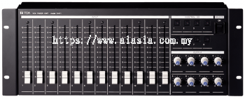 D-911. TOA VCA Fader Unit. #AIASIA Connect