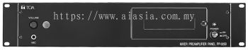 PP-025B. TOA Mixer Preamplifier. #AIASIA Connect