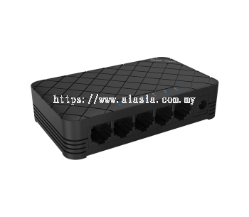 RG-ES08G. Ruijie 8-Port Gigabit Unmanaged Plastic Switch. #AIASIA Connect