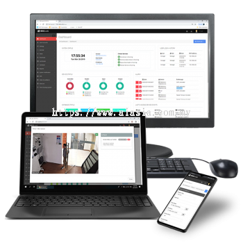 IBSS.Web. ASIS Web-Based Enterprise Security Management Software. #AIASIA Connect