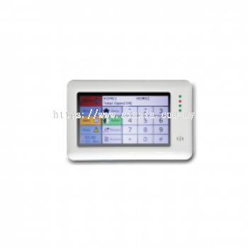 QNW LCD. Supa QNW wireless alarm LCD. #AIASIA Connect