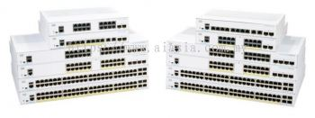 CBS350-8FP-E-2G-UK. Cisco CBS350 Managed 8-port GE, Full PoE, Ext PS, 2x1G Combo Switch