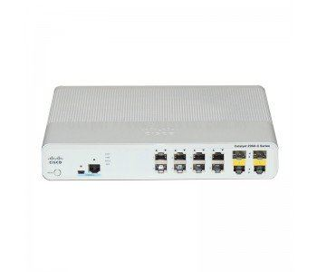 WS-C2960C-8TC-L. Cisco Catalyst 2960C Switch 8 FE, 2 x Dual Uplink, Lan Base. #AIASIA Connect