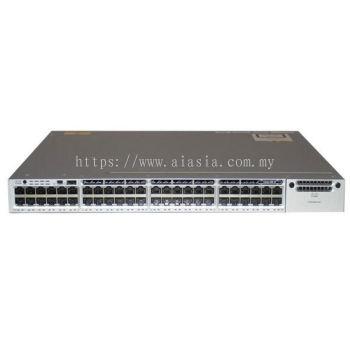 WS-C3850-48P-L. Cisco Catalyst 3850 48 Port PoE LAN Base. #AIASIA Connect