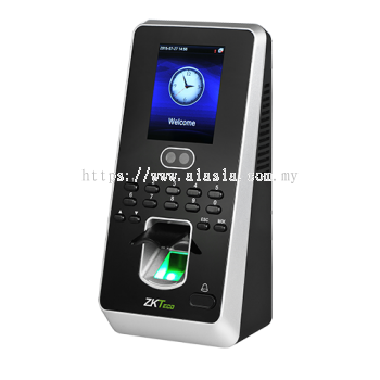 MultiBio 800-H. ZKTeco Multi-biometric Access Control and Time Attendance Terminal. #AIASIA Connect