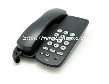 AT-40. NEC Basic Single Line Telephone (SLT). #AIASIA Connect