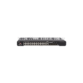 RG-S1920-24GT4SFP/2GT. Ruijie 24-Port Gigabit L2 Smart Managed Switch. #AIASIA Connect
