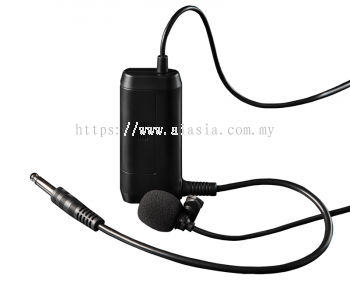 EM-361. TOA Tie Clip Microphone. #AIASIA Connect