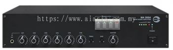 MA2024. Amperes 240W 100V Line Desktop Mixer Amplifier. #AIASIA Connect
