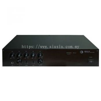 MC2112. Amperes 120W 100V line basic mixer amplifier. #AIASIA Connect