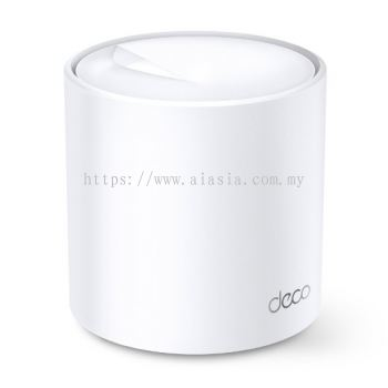 Deco X20. TPlink AX1800 Whole Home Mesh Wi-Fi 6 System. #AIASIA Connect