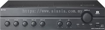 A-2240D. TOA Digital PA Amplifier. #AIASIA Connect