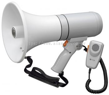 ER-3215(23W max.). TOA Hand Grip Type Megaphone. #AIASIA Connect